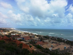 My three beach tour in Ceara, outside Fortaleza